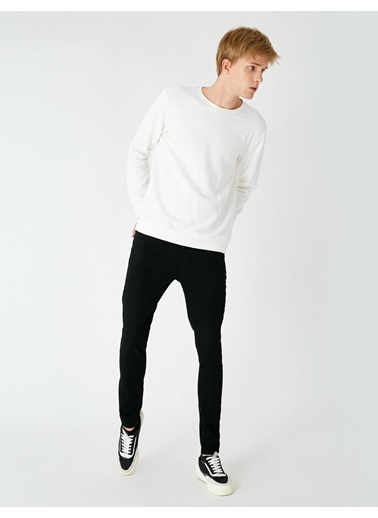Koton Justin Jean Pantolon Siyah